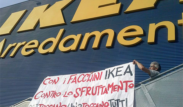 International Mobilization Against Ikea To Reinstate 24 Fired